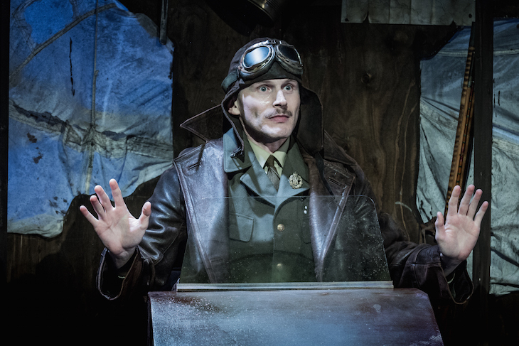 Billy Bishop Goes to War, Jermyn Street Theatre