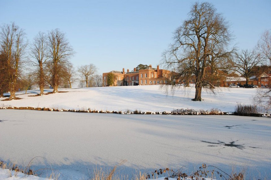 Christmas at Braxted Park: things to do in Essex at Christmas
