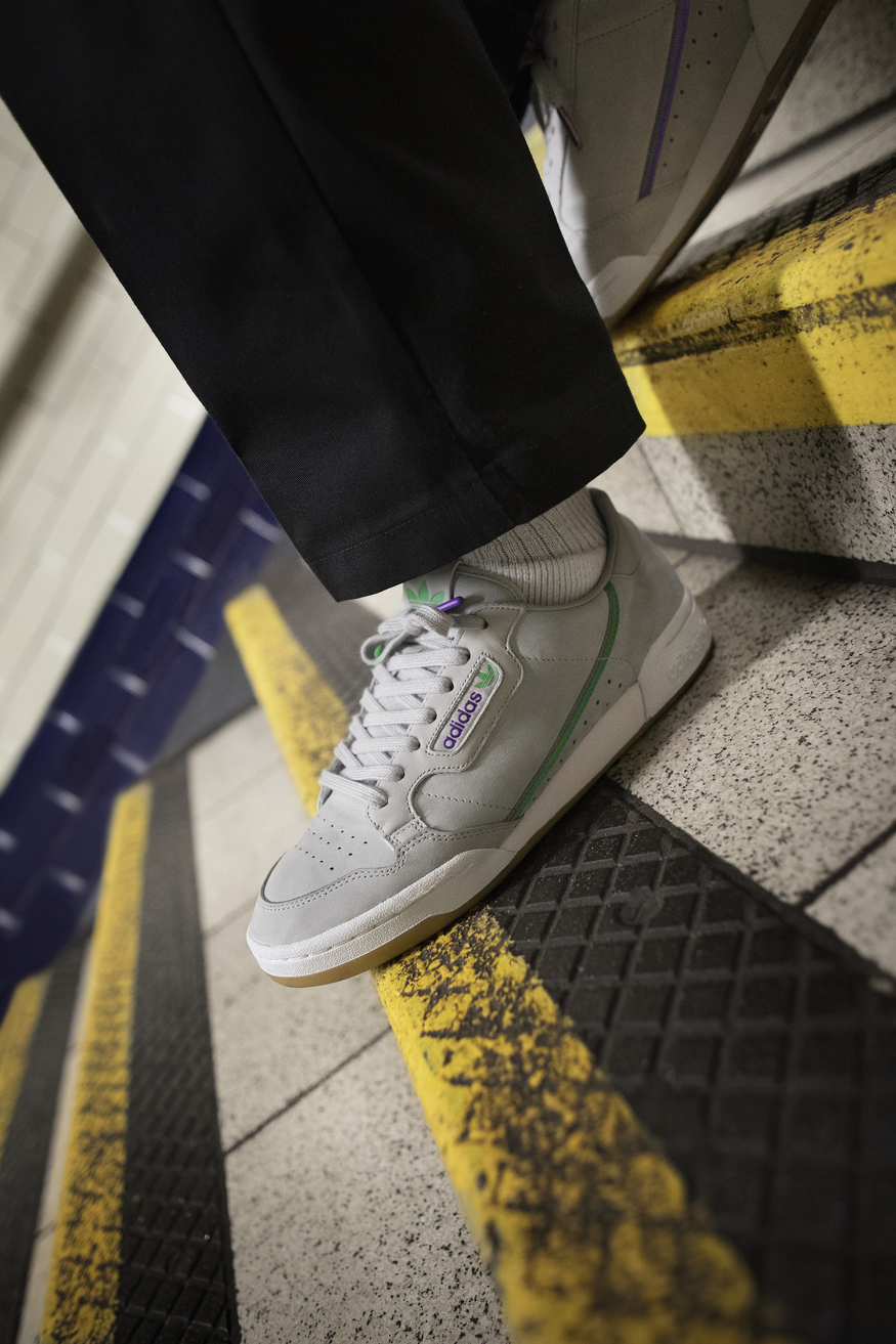 timeless design a0886 1343f Adidas Has Made A Trainer For Each Tube Line   Londonist