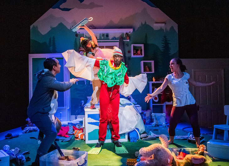 Unicorn Theatre is one of the best places to watch kids' theatre shows in London