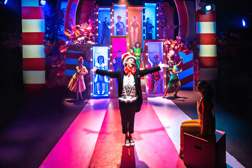 Seussical The Musical at Southwark Playhouse