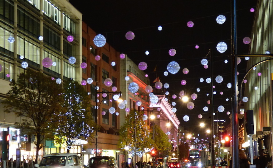 Oxford Street Christmas lights 2018: how to see London's Christmas lights by bus