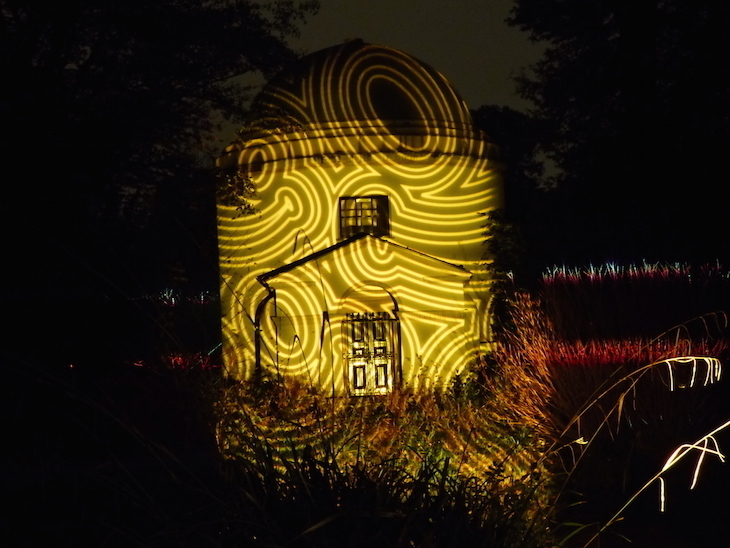 After Dark at Chiswick House and Gardens Christmas 2018 in photos