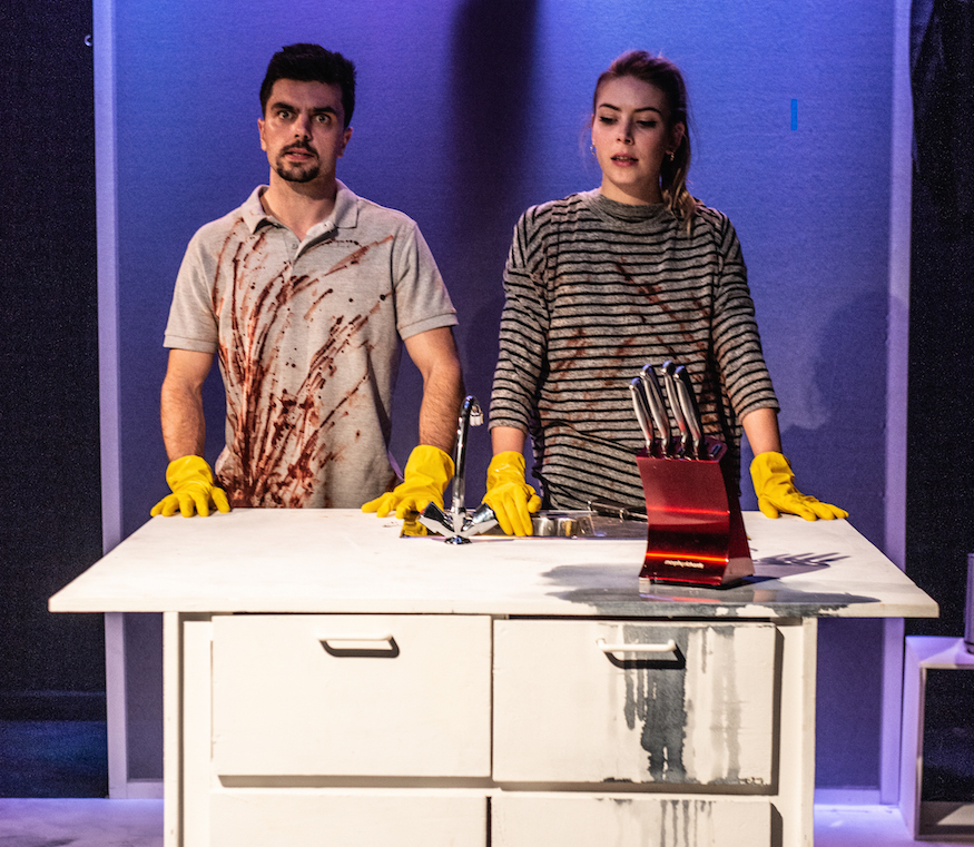 Chutney at The Bunker - theatre review