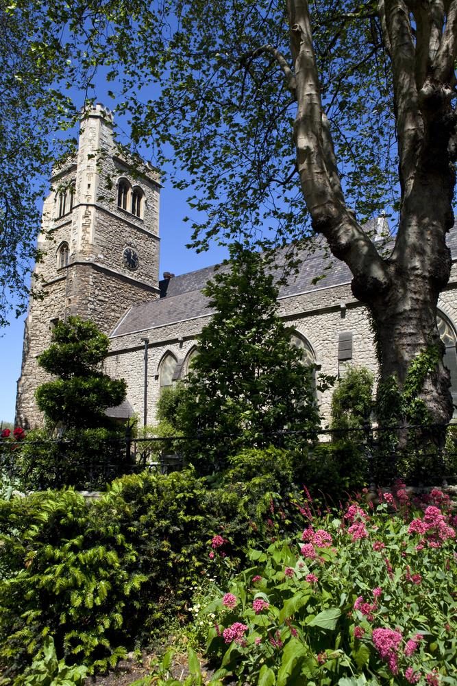 St Mary's Lambeth