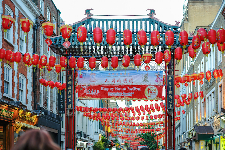 Chinatown: what's open in London on Christmas Day