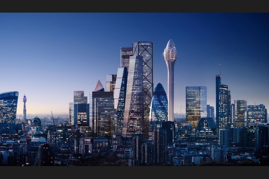 New Massive Phallus Planned for London's Skyline