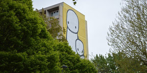 Own Part Of Britain's Tallest Mural