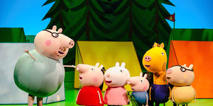 Peppa Pig's Adventure: A Charming Adventure For Your Little Piggies