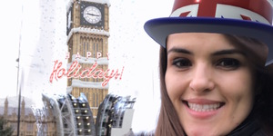 Make Big Ben Christmassy With This Festive Snapchat Lens