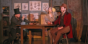 Dead Funny: Burke And Hare At Jermyn Street Theatre