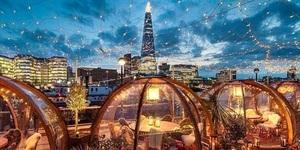 40 Fantastically Festive Photos Of London At Christmas