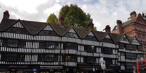 Inside Staple Inn: 'That Tudor-Looking Building At Chancery Lane'