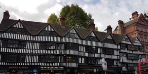 Inside Staple Inn: 'That Tudor-Looking Building At Chancery Lane'