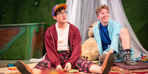 Peter Pan Lives On At Park Theatre