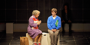 Theatre Review: The Curious Incident Of The Dog In The Night-Time At Piccadilly Theatre