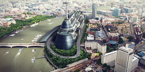 Here's How London's South Bank Might Have Looked