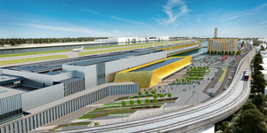 This Is What The 'New' London City Airport Will Look Like