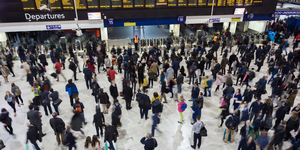 London's Train Station Toilets Free To Use, From 1 April 2019