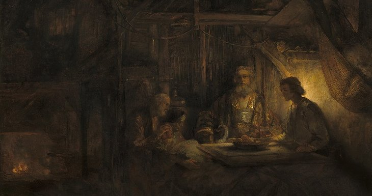 Rembrandt Exhibition Shell : Rembrandt vermeer and other masters of the dutch golden age at