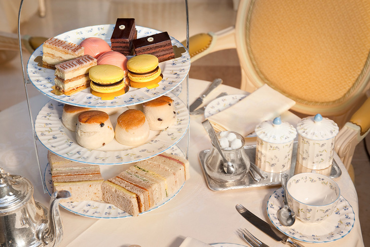 Treat your Mum to an indulgent afternoon tea this Mother's Day