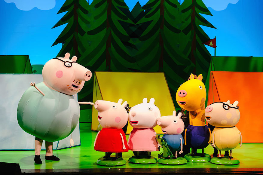 Peppa Pigs Adventure A Charming Adventure For Your Little Piggies