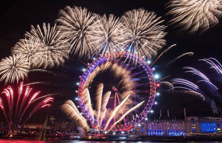 What To Do On New Years Eve London
