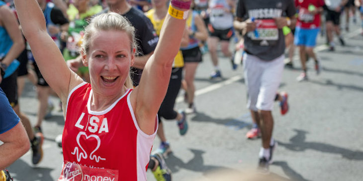 Best places to watch the London Marathon