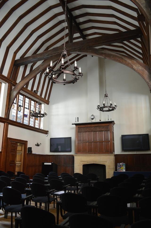 Barnard's Hall