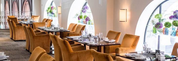 You can find eclusively dairy and gluten-free dining at Indigo restaurant inside One Aldwych hotel.