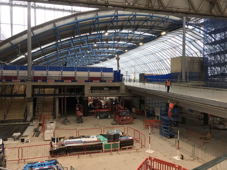 Old Eurostar Platforms Reopen At Waterloo Station Londonist