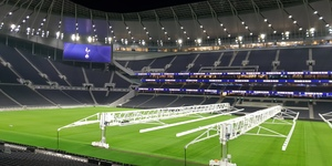 Inside The New Tottenham Hotspur Stadium