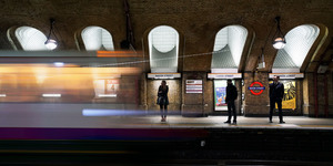 28 Photos Of Circle Line Stations Looping From Edgware Road To Edgware Road