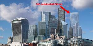 These New Images Show The City Of London Skyline In 2026