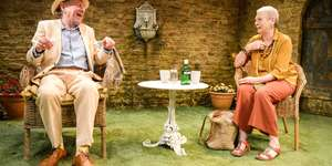 Theatre Review: Paradise Tackles The Difficulties Of Growing Old Gracefully