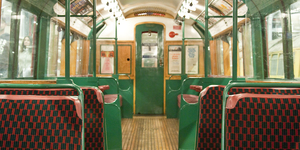 A 1930s Tube Train Is Returning To London... And You Can Ride It!