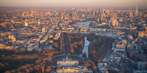 London Looks Utterly Stunning In These Aerial Photos