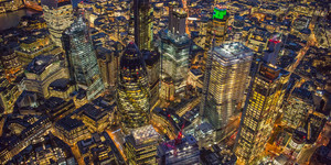 22 Utterly Stunning Aerial Photos Of London