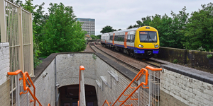 This London Train Route Is Running Out Of Trains