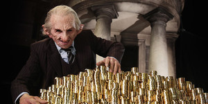 Harry Potter's Wizard Bank Gringotts Is Opening A London Branch