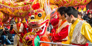 Chinese New Year In London: Where To Celebrate The Year Of The Rat
