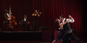 Dance Review: Tango Fire Warms Up West London