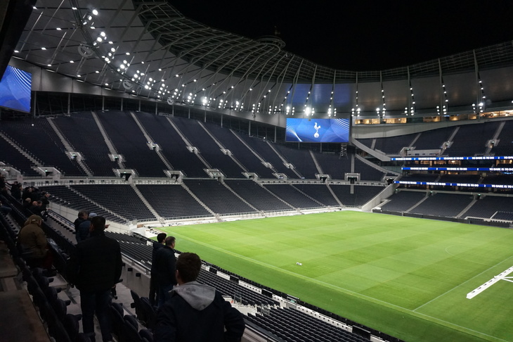 Inside The New Tottenham Hotspur Stadium Londonist