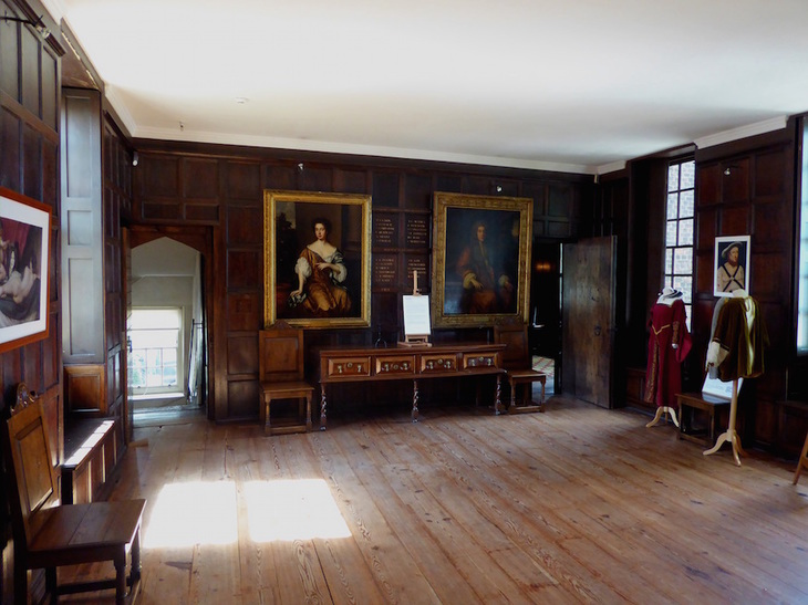 Great Chamber at Sutton House