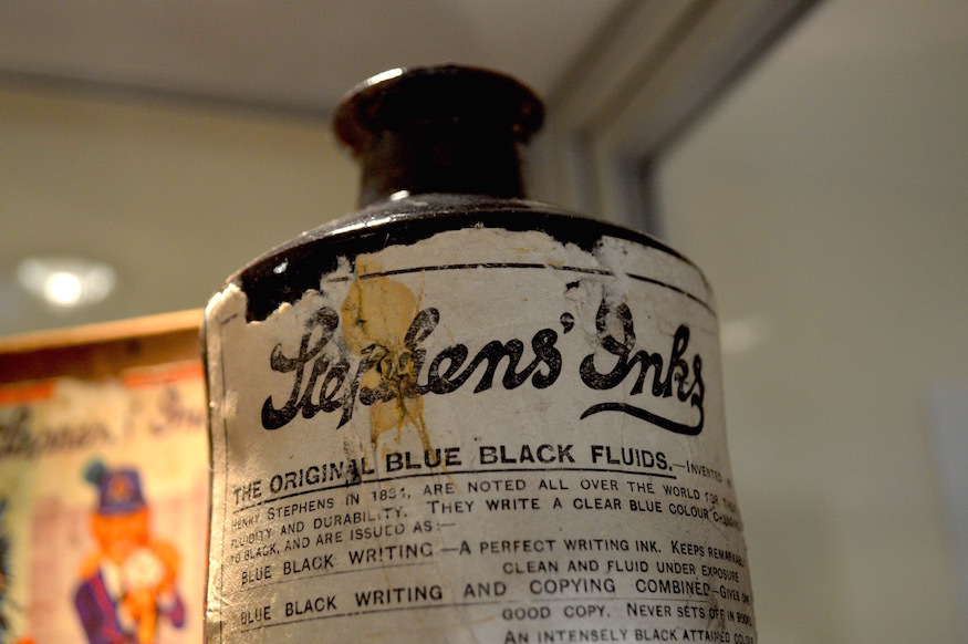 A Museum Of Ink? The Stephens Collection In Finchley Is One To Write Home About