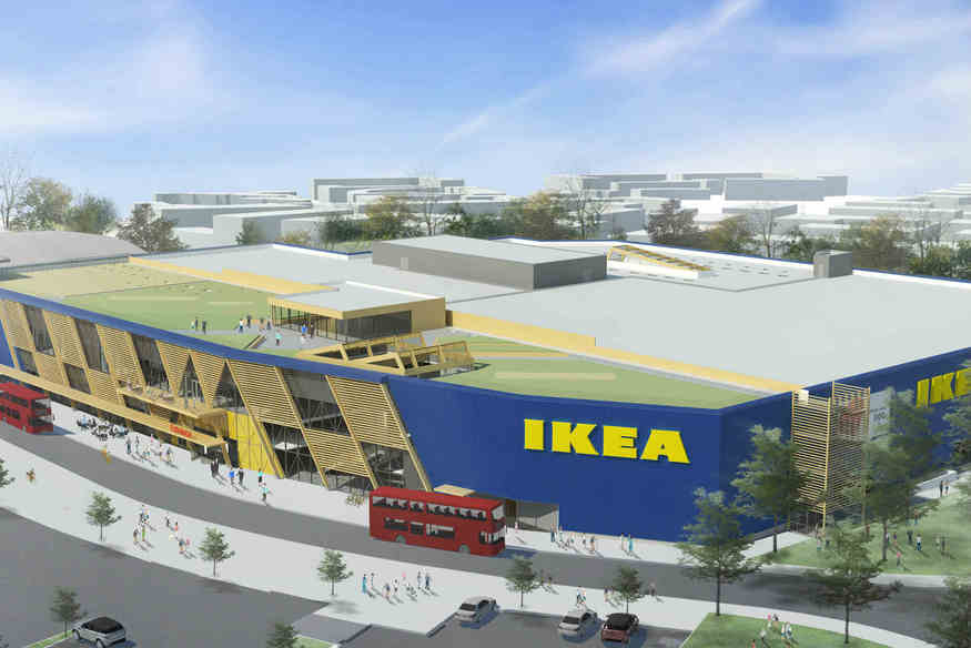 ikea greenwich is about to open here 39 s what you need to. Black Bedroom Furniture Sets. Home Design Ideas