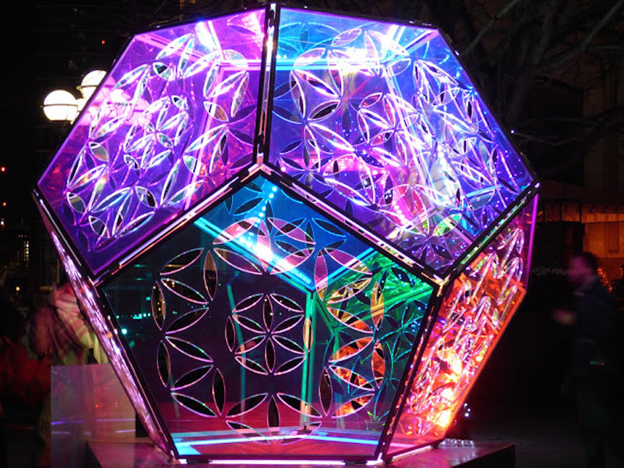 Let There Be Lights And Kites Again >> Fantastic Free Lights Festival Returns To London Tomorrow Londonist