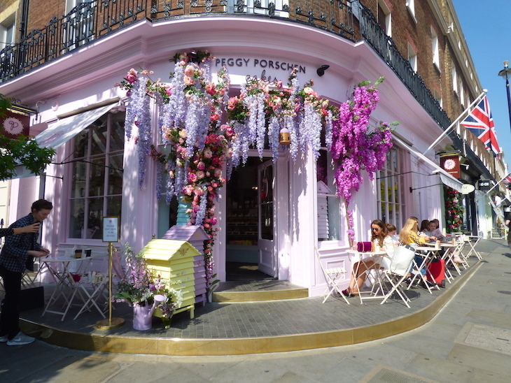 13 Of The Pinkest Cafes And Restaurants In London | Londonist