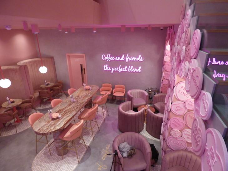 Inside London's New Love Hearts Cafe   Londonist