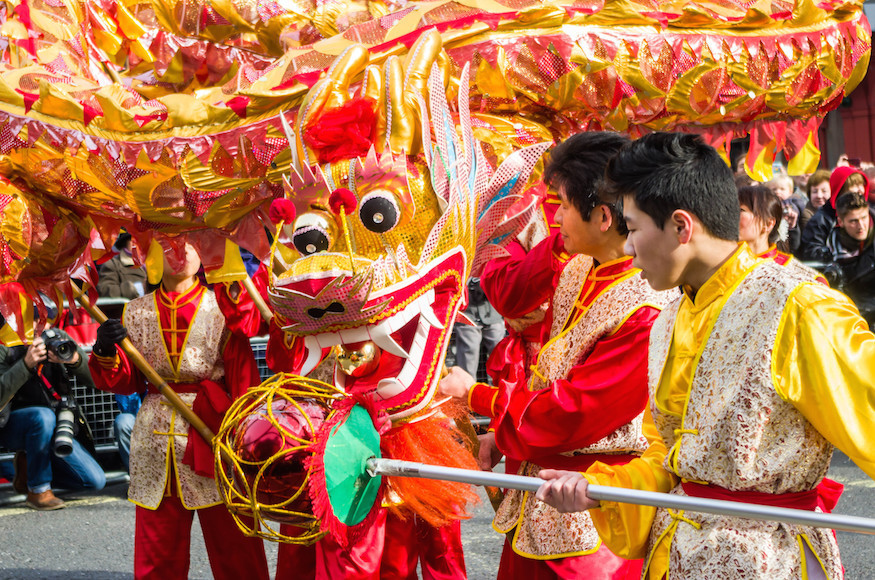 a68a9b5c8bf Laura Reynolds Where To Celebrate Chinese New Year 2019 In London. Image   Shutterstock